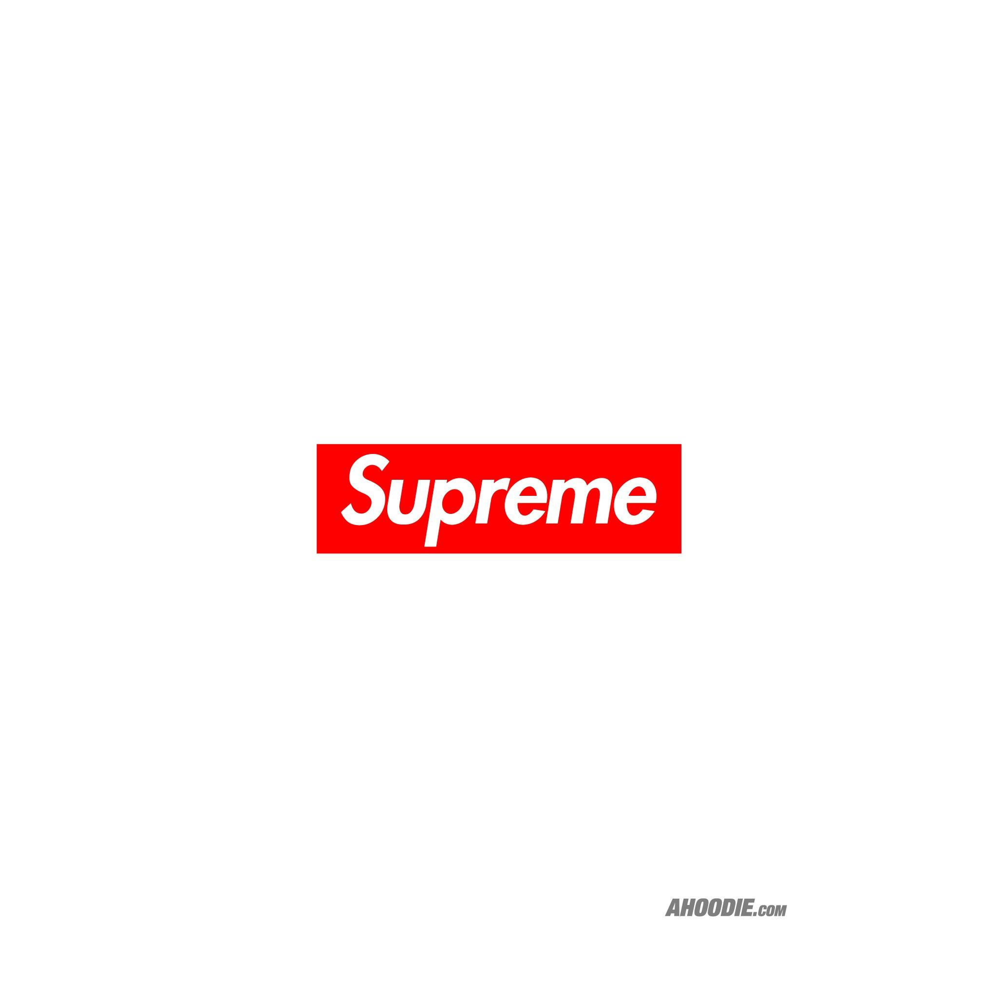 6f362e30f0da Supreme Logos