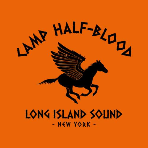Camp Half Blood Logos