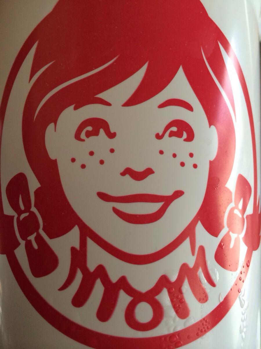 Redhead protest wendys logo — photo 10