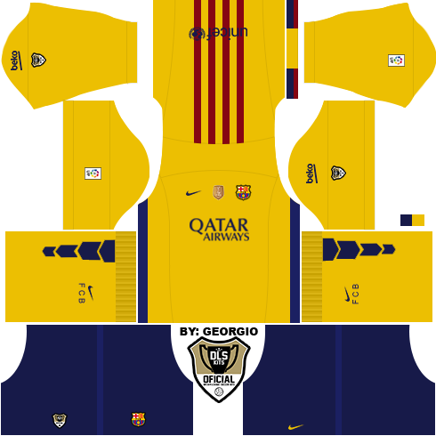 outlet store 15c38 e5759 Dream league soccer barcelona Logos