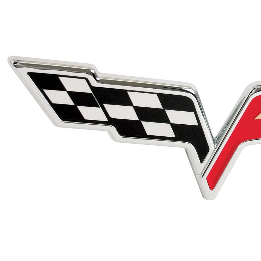 C6 corvette Logos