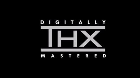 Digitally Thx Mastered Logo