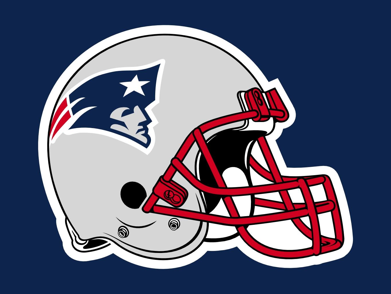 New england patriots helmet Logos