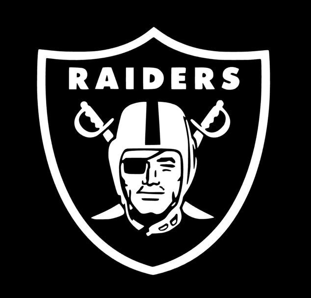 Oakland Raiders Colors Logos