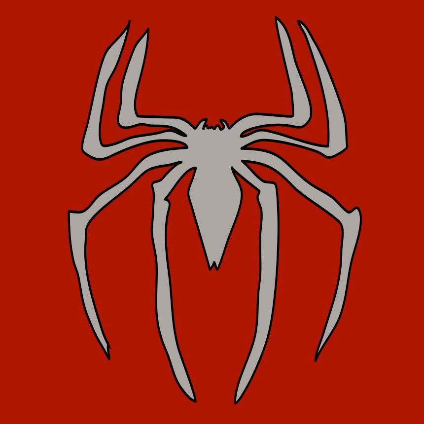 How To Draw Spiderman Logos