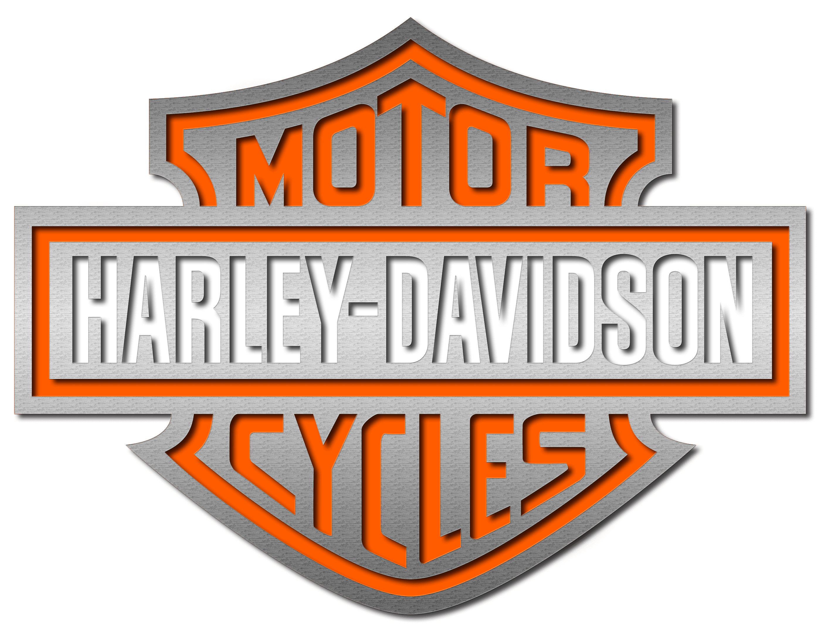 It is a photo of Zany Printable Harley Davidson Logo
