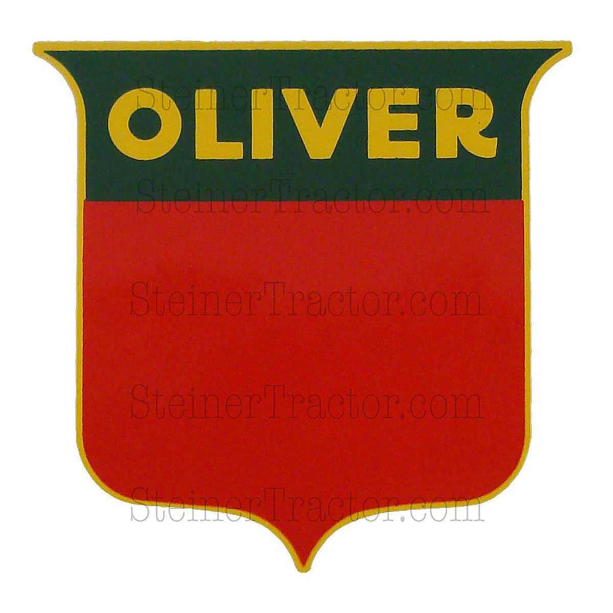 Oliver tractor Logos