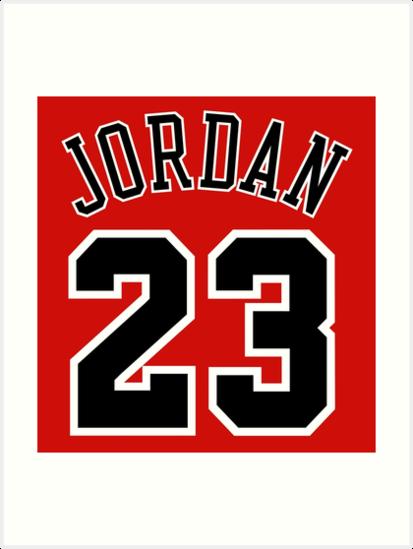 mj 23 logos