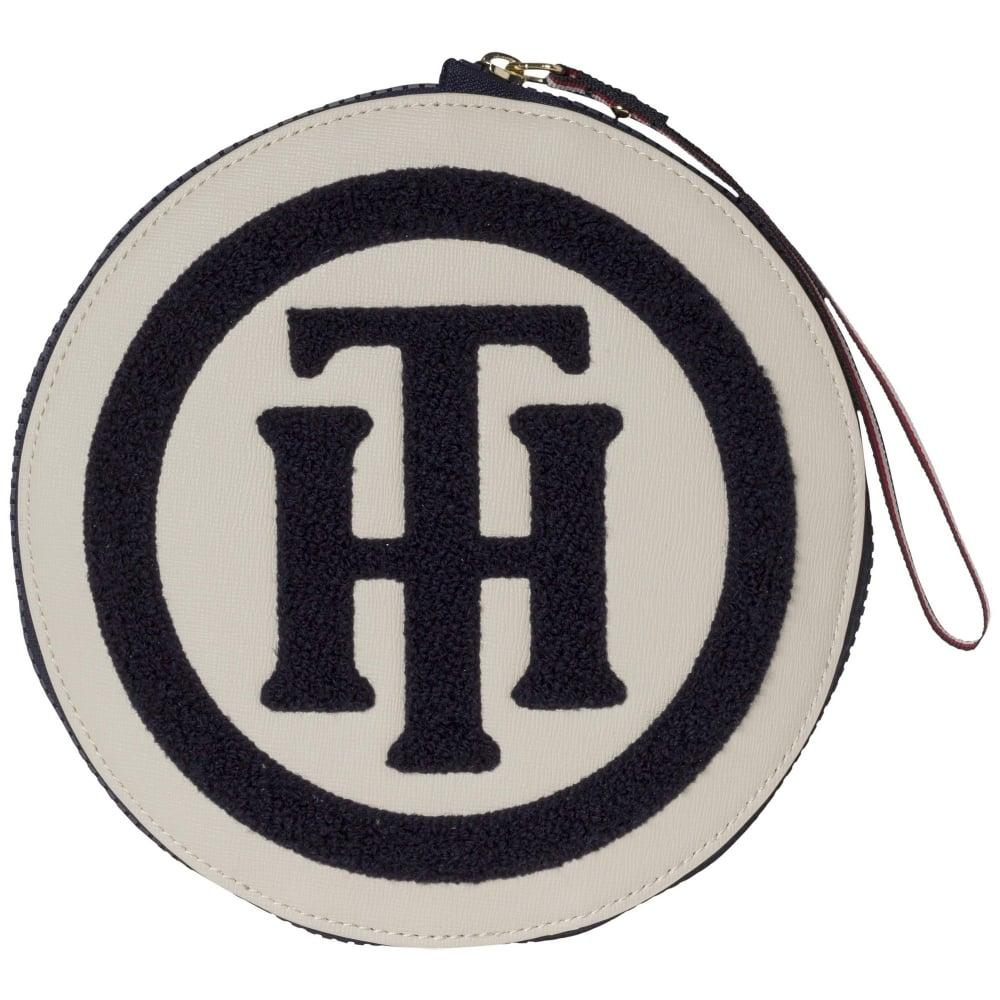aee6b1f42cb Tommy Hilfiger Packaway Backpack TH Logo Stripe, Tommy .
