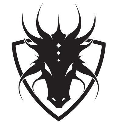 black dragon logos