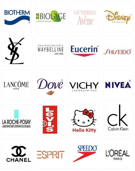 Makeup brand Logos