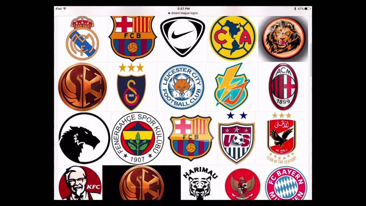 099f56628 Create dream league soccer Logos