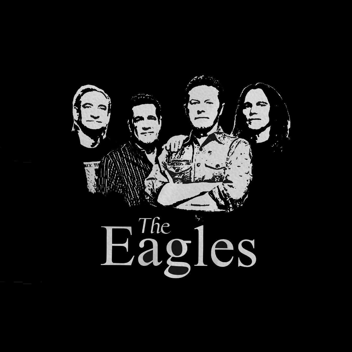 The eagles band logos