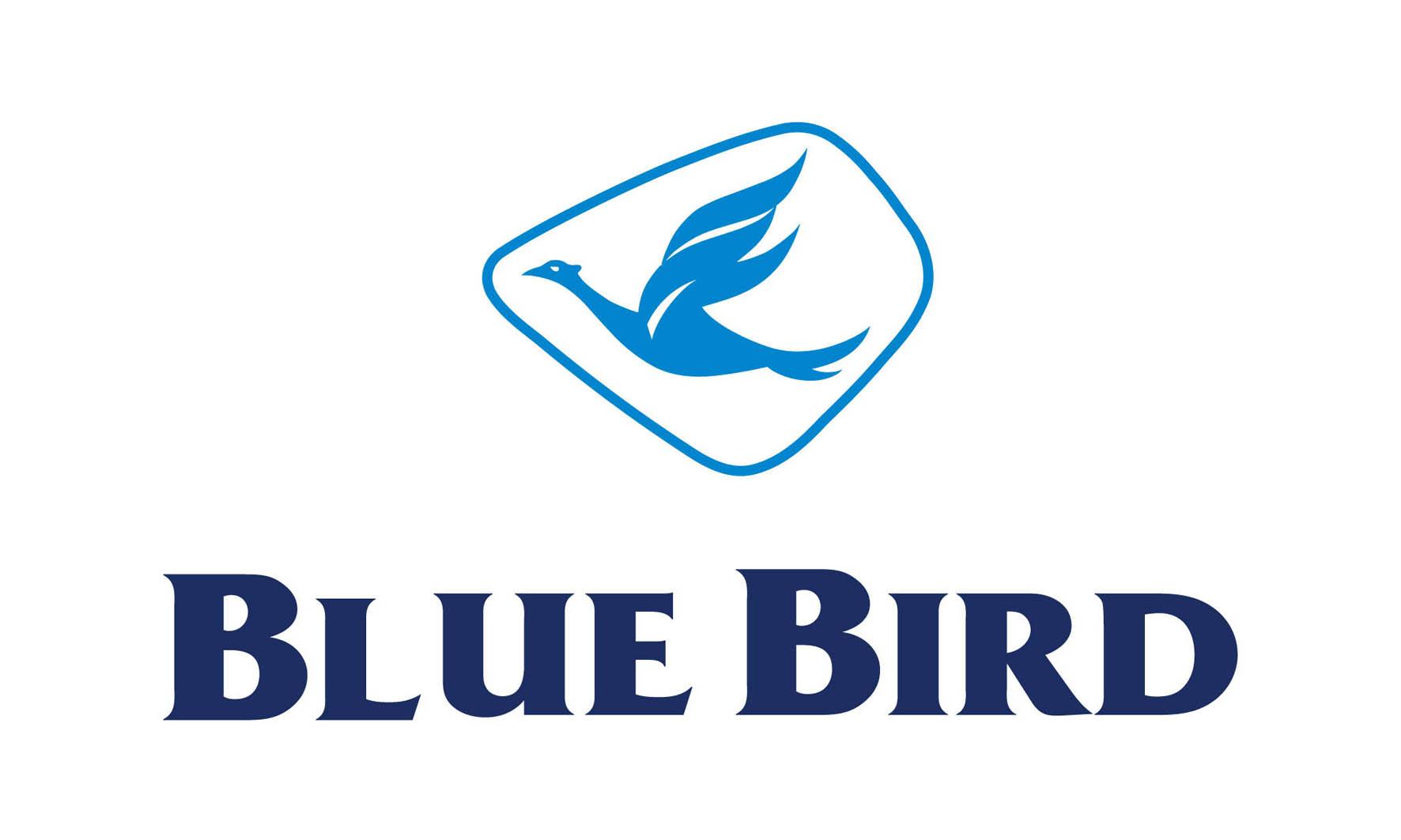 blue bird logos