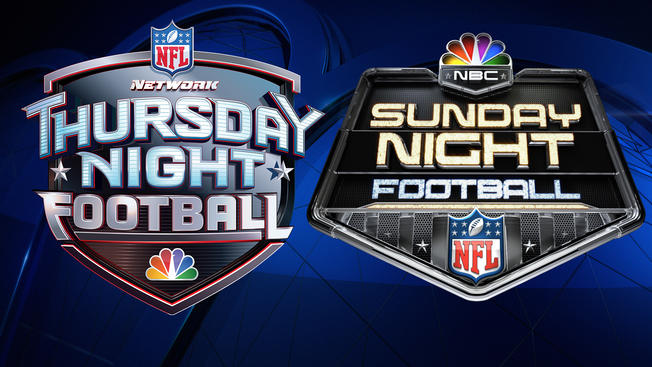 Thursday Night Football Logos