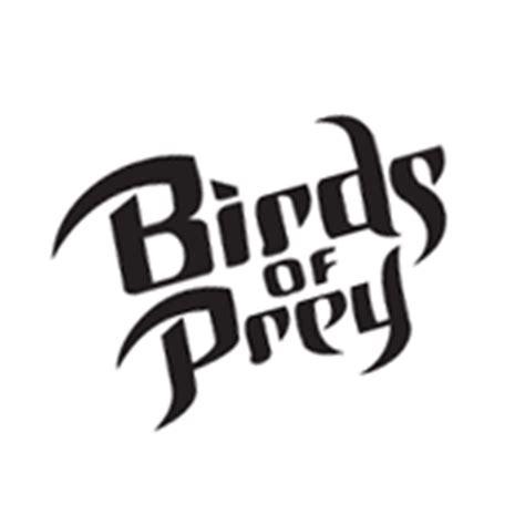 Birds Of Prey Logos