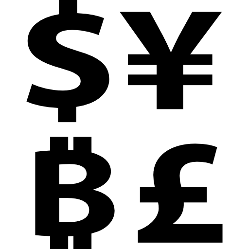 Currency Logos
