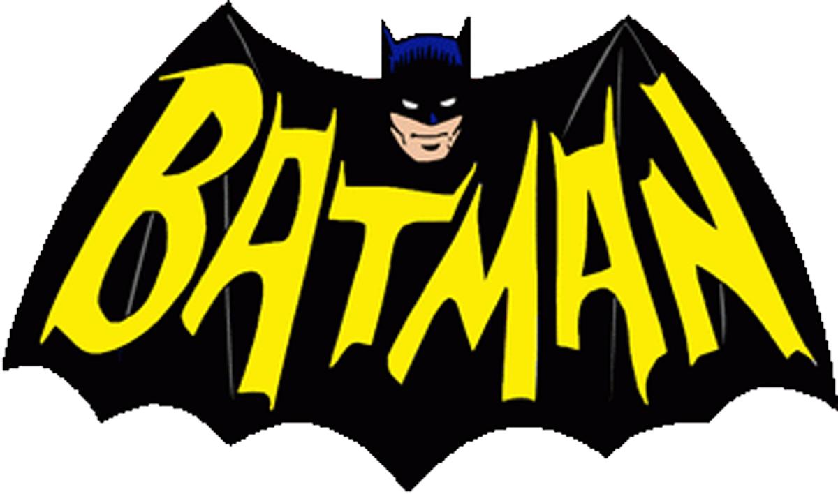 Old Batman Logos