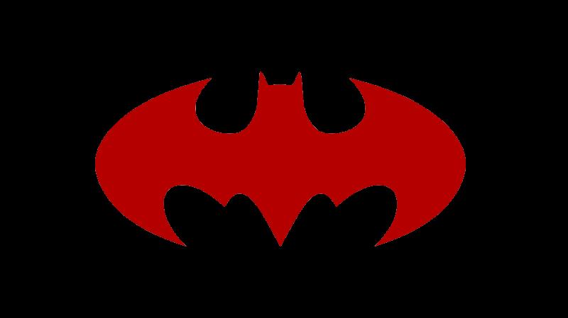 Red Batman Logos