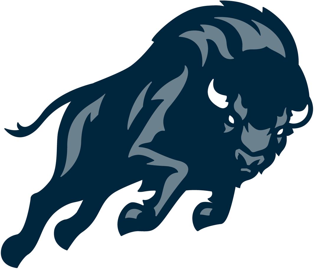 Bison Sports Logos