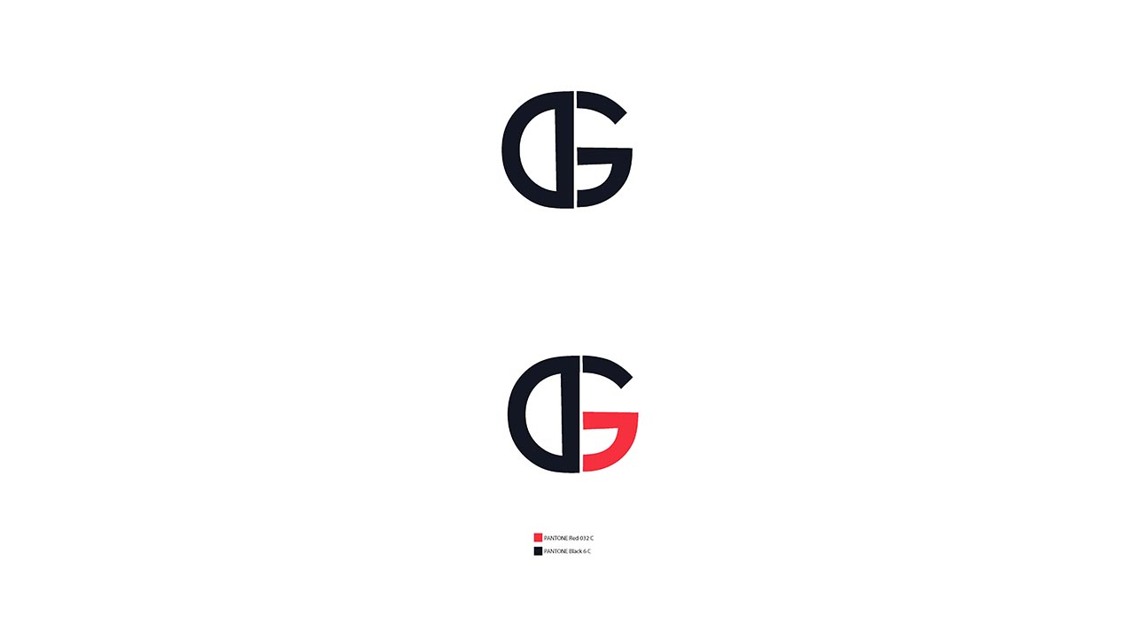 two letter logos