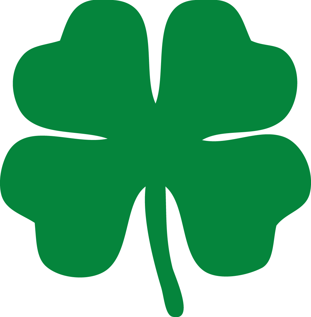 Macdecals Gives Away Lucky 4 Leaf Clover Laptop