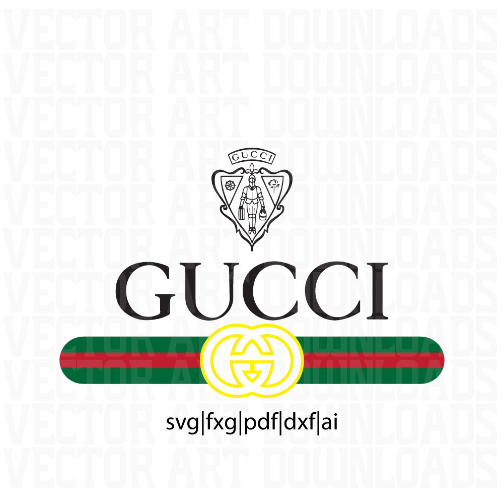 How To Draw Gucci Logos