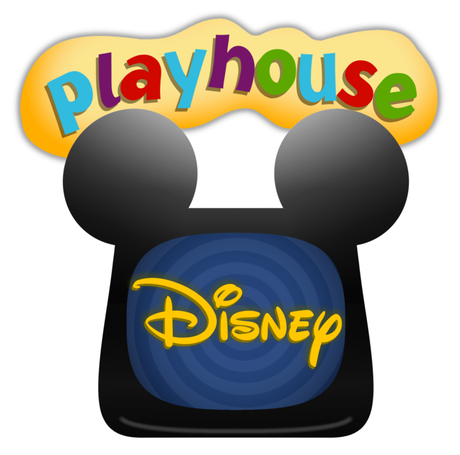 Playhouse disney Logos