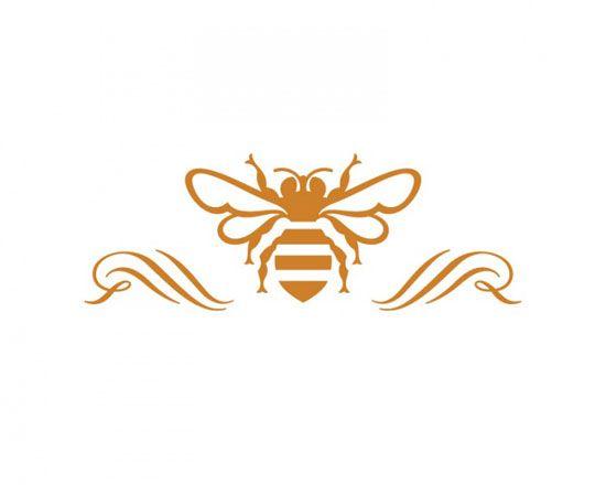 Honey Bee Logos