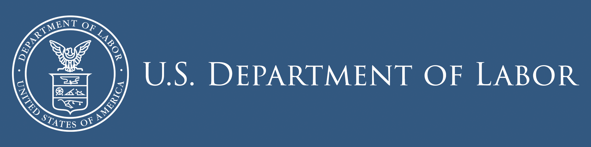 Department of labor Logos