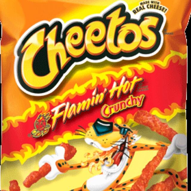 Hot Cheetos Logos