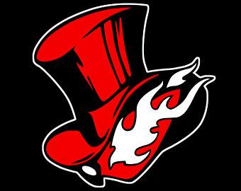 Persona 5 phantom thieves Logos