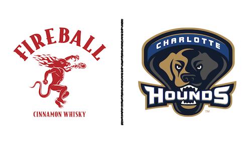 Fireball Whiskey Logos