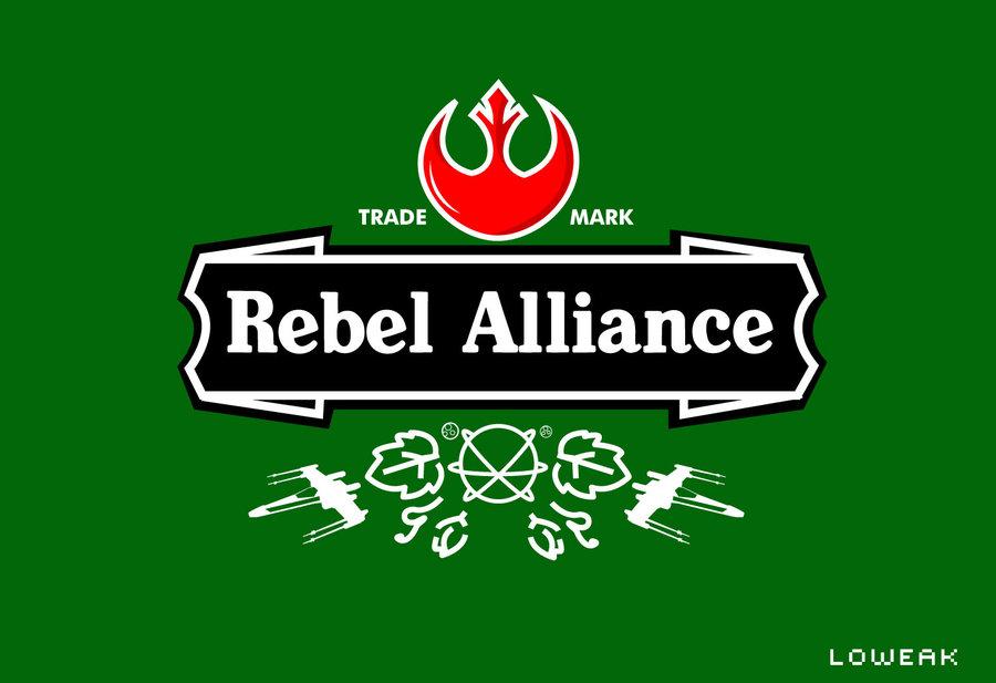 Rebel Alliance Logos