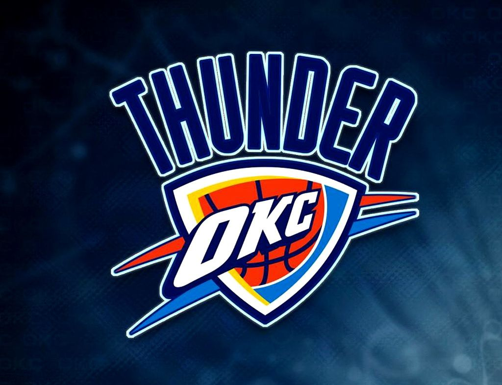 Oklahoma City Thunder Logos