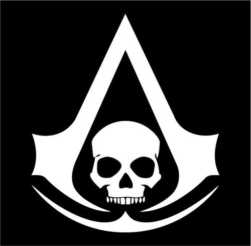 Assassins Creed Black Flag Logos