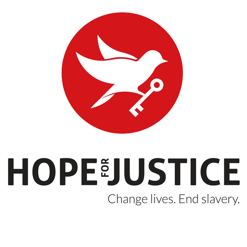 Hope for justice Logos