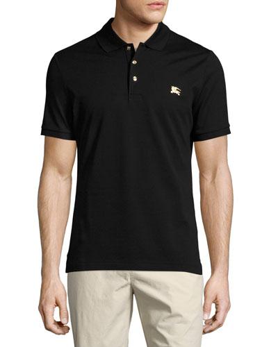 57e48de7f Burberry Men's Shirts, Tees & Polos at Neiman Marcus