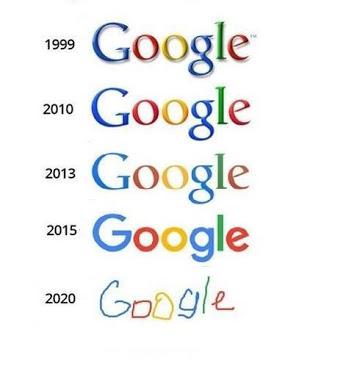 google name change logos