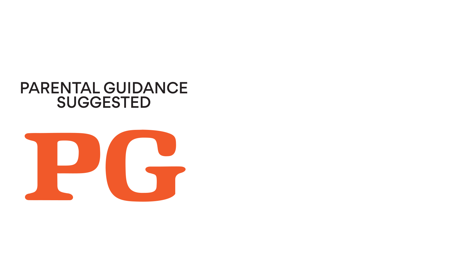 Rated pg Logos