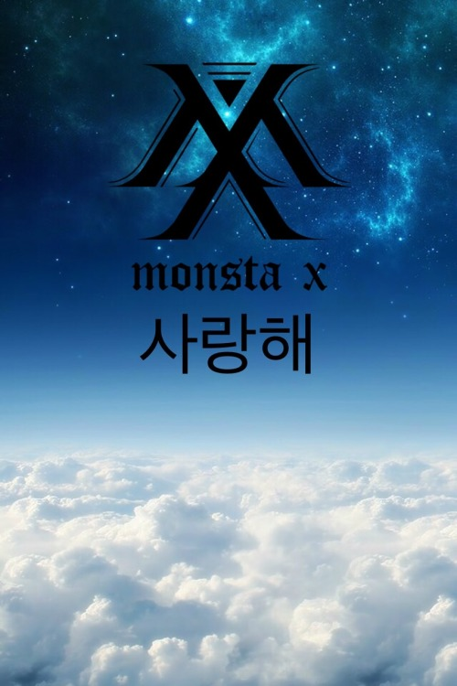 Monsta X Quotes Wallpaper
