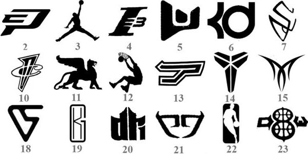 Nike Player Logos Google Search Branded Pinterest