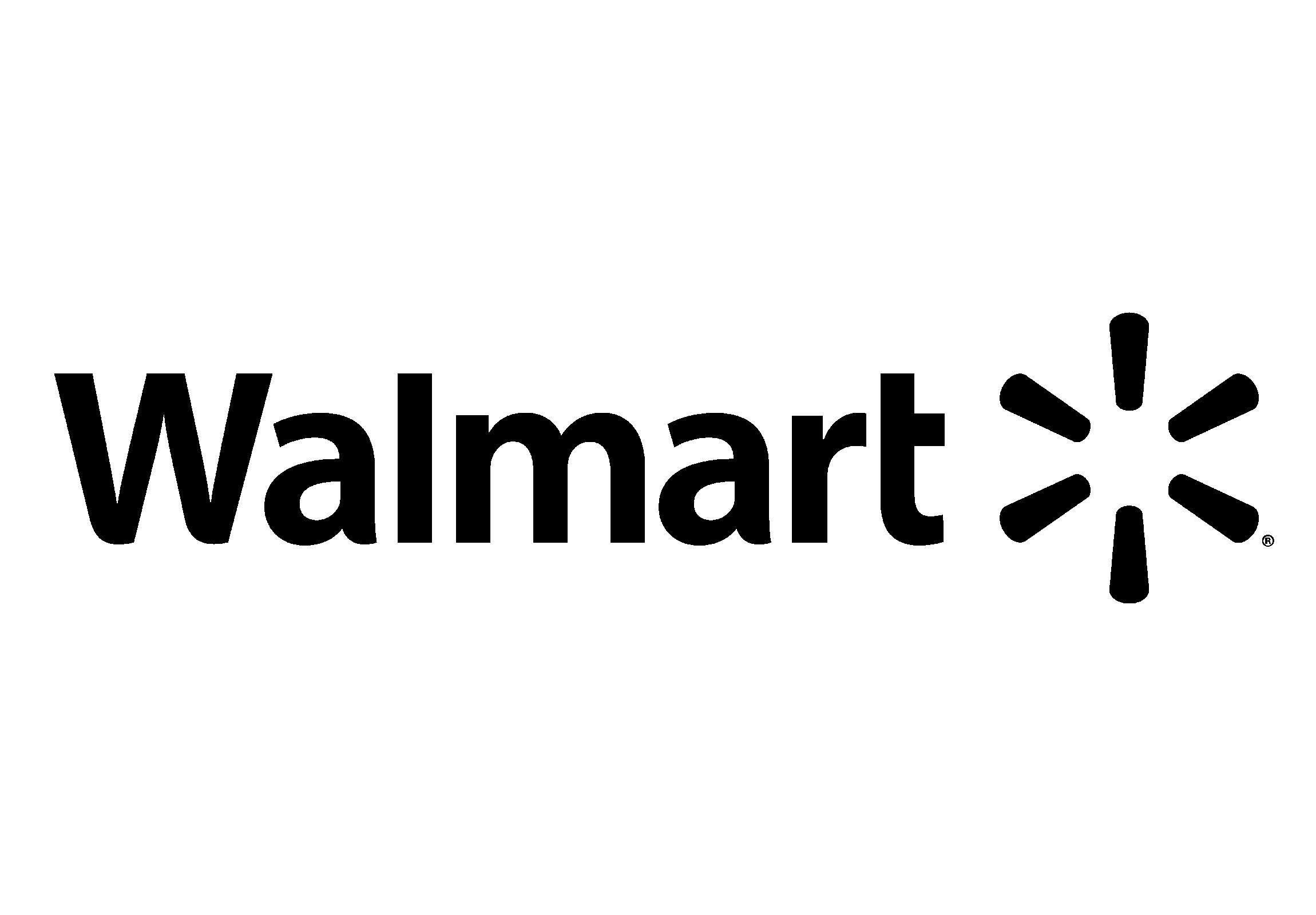 Old Walmart Logos