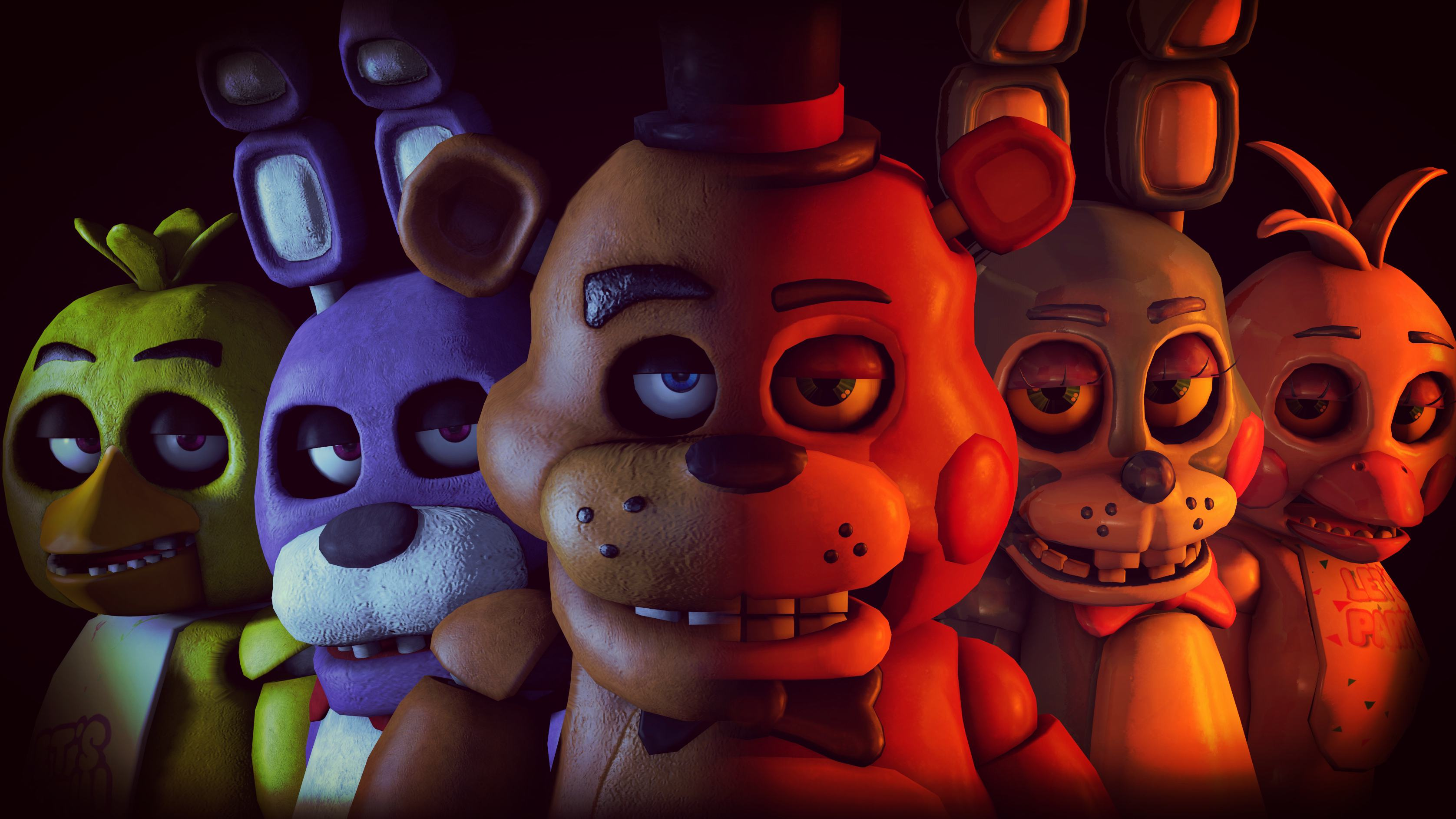 five nights at freddys demo download softonic