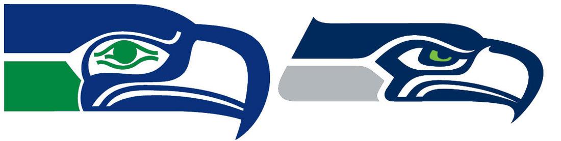 Seattle Seahawks New Logos