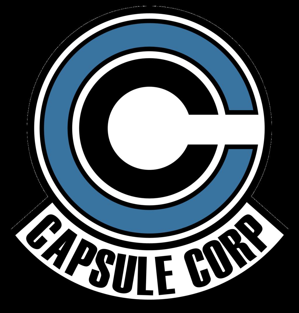 Capsule corp Logos