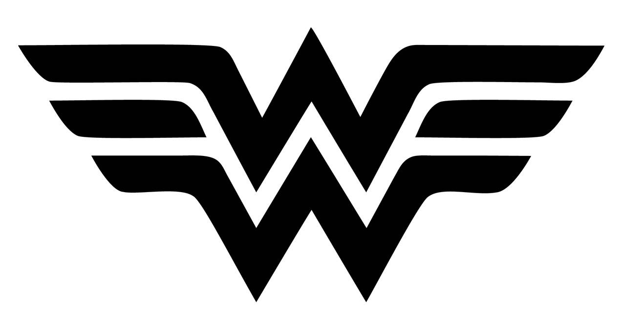 The wonder woman symbol-5250