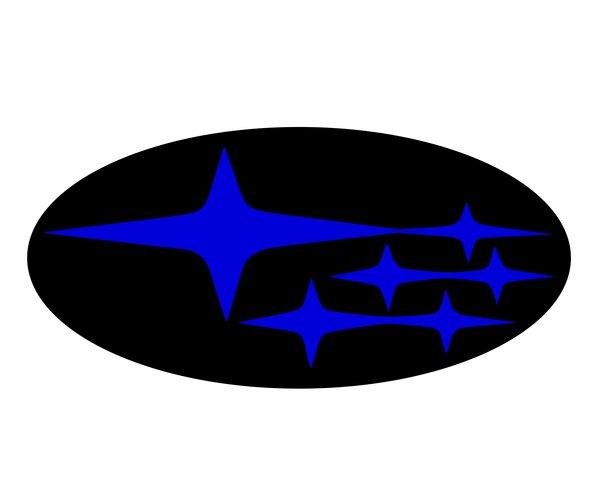 subaru star logos