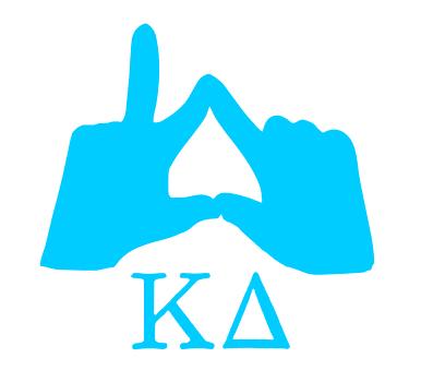 Kappa delta Logos