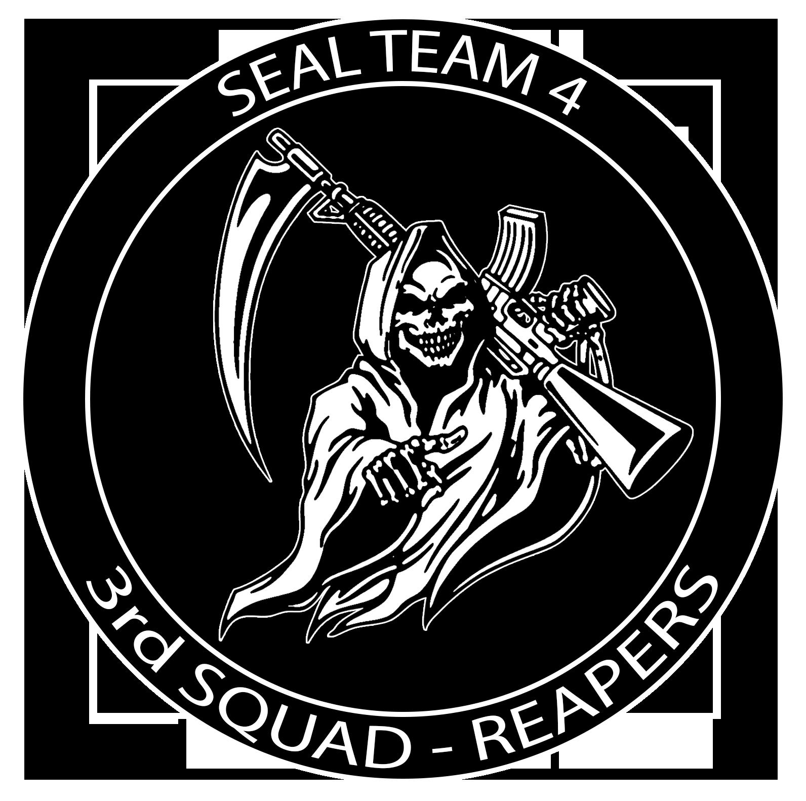 seal team logos